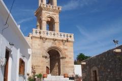 dzwonnica kościelna
