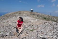Ataviros - najwyższy szczyt Rodos