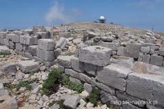 ruiny świątyni Zeusa