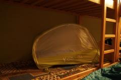 dobranoc - czyli noc w turystycznym łóżeczku w schronisku górskim