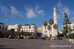 Meczet Omara przy głównym placu Betlejem
