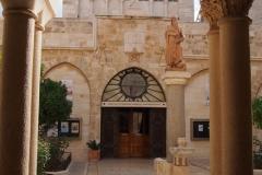 wejście do kościoła św. Katarzyny