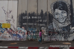 Mur Bezpieczeństwa na obrzeżach Betlejem