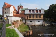 zamek w Darłowie