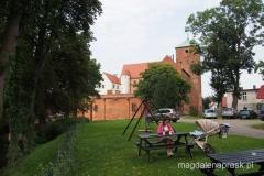 z widokiem na zamek