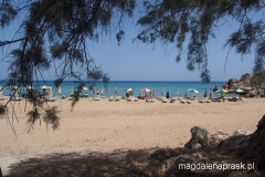 plaża św. Agaty