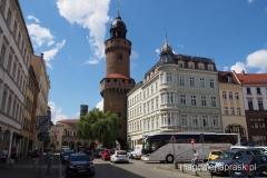 Obermarkt, wieża Nikolaiturm