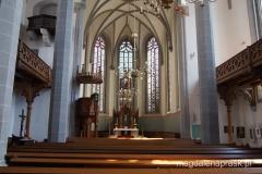 wnętrze Frauenkirche