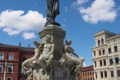 fontanna na Placu Postplatz
