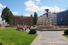 Plac Postplatz