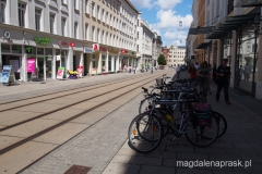 reprezentacyjna ulica mista: Berliner Strasse
