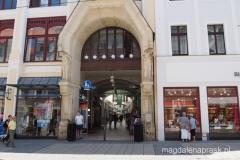 pasaż handlowy Strassburg Passage