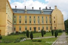 klasztor benedyktynek