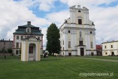 kościół św. Józefa i Doma Opata