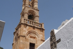 bizantyjaki kościół Panagias