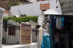 droga na Akropol prowadzi przez targowisko