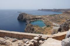 widok na zatokę św. Pawła