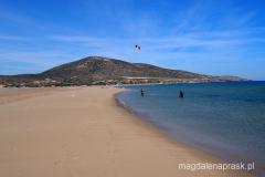 na paży - Morze Śródziemne