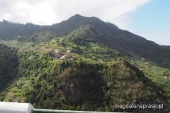 góry środkowej Madery