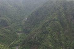 widoki na okoliczne góry z punktu widokowego Dos Balcoes