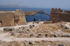 Lindos - akropol