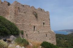 ruiny Kamiros Skala