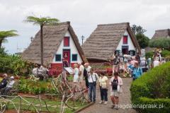 Casinhas de Santana - domki z Santany
