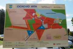mapka Cichowa