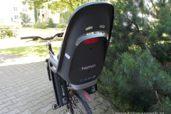 nasza wycieczka zakończona; rower zaparkowany... do następnego razu