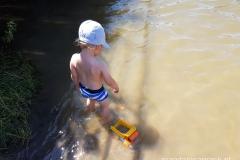 nad wodą...