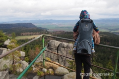 Trasa Turystyczna Szczeliniec Wielki