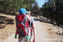 w drodze na klasztorne wzgórze