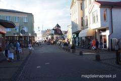 główna ulica handlowa