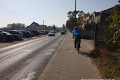 przejazd ulicą Naramowicką