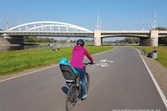 jedziemy Wartostradą - przed nami Most Rocha
