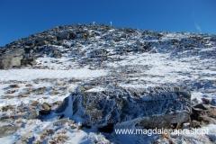 kopuła szczytowa Babiej Góry