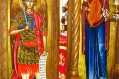 Monastyr Siudikovo - detale ikonostasu