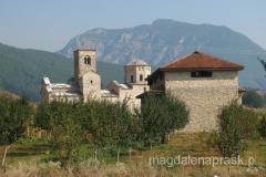 klasztor Djurdjevi Stupovi
