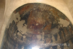 cerkiew św. Jerzego - z oryginalnych fresków niewiele się zachowało
