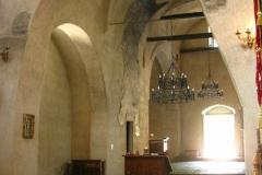 wnętrze cerkwi św. Jerzego