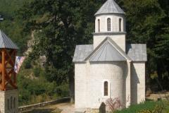 Monastyr Siudikovo we wsi Budimlja
