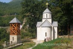 monastyr został odrestaurowany w ostatnich latach