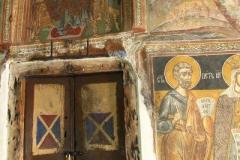 cerkiew św. Bogurodzicy i piękne freski