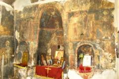 wnętrze monastyru św. Petki