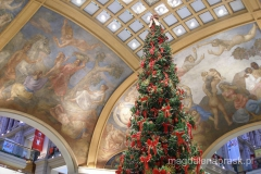 świąteczny nastrój - w galerii handlowej