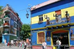 El Caminito czyli najbardziej barwna ulica miasta