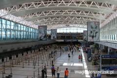 piękne, nowoczesne lotnisko - to tu zaczęła się moja południowoamerykańska przygoda