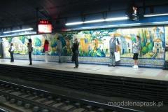 stołeczne metro
