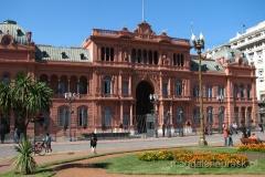 Casa Rosada - Pałac Prezydencki