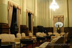 budynek parlamentu od środka